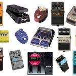 6 najpopularniejszych efektów gitarowych