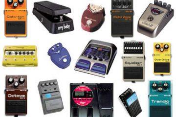 guitar effects 360x240 - 6 najpopularniejszych efektów gitarowych