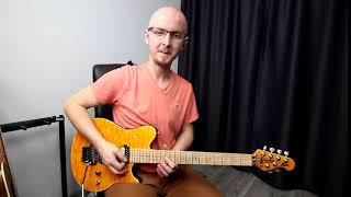 Chcę tu zostać – Farba | solo (tutorial na gitarę 3/3)