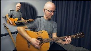 moj jest ten kawałek podłogi 1 - Tutoriale na gitarę