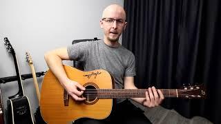 Chcę tu zostać – Farba (tutorial na gitarę 1/3)