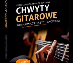 """1371 chwytygitarowefront3d555pxszer 278x240 - Recenzja: """"Chwyty gitarowe. 200 najważniejszych akordów"""""""