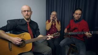 mqdefault 1 - Wśród nocnej ciszy (gitara, bas, harmonijka) | Życzenia świąteczne